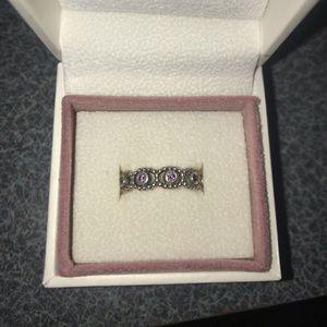 Pandora Ring Size 54